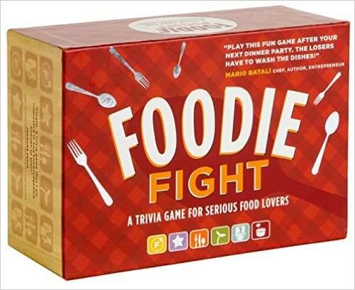 Foodie Fight Game | farmgirlgourmet.com