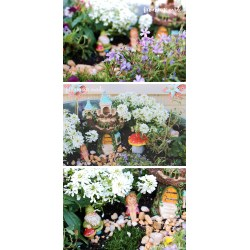 Impressive How To Make Your Own Fairy Building A Fairy Garden Farmhouse Made Make Your Own Garden Soil Mixture Make Your Own Garden Flag Photo