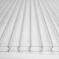 4mm Twin-Wall Polycarbonate Sheet - 4' x 8' Sheet - FarmTek