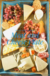 How to Make a Cheese Plate - The Farmwife Drinks