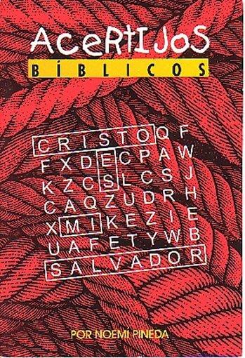 Bible Riddles Publicaciones Faro de Gracia