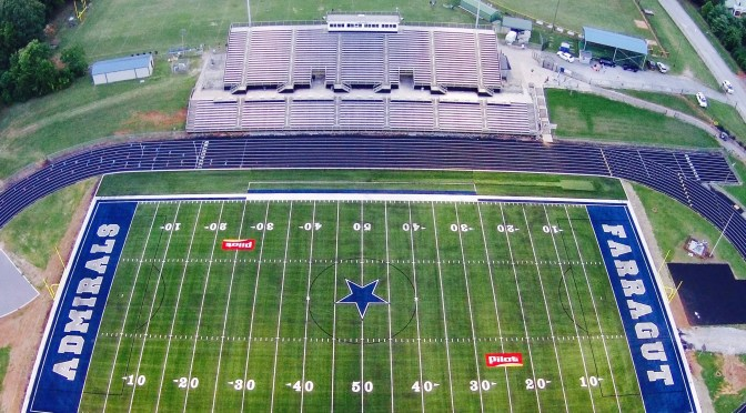 Construction Complete, New Field Ready for Use