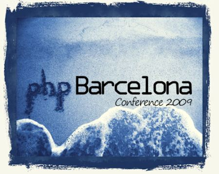 Cartell PHP Barcelona Conference 2009