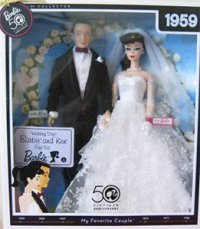 Barbie Wedding Day Set Reproduction