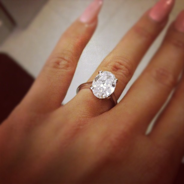 amber rose engaged