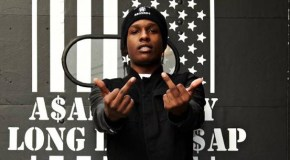 ASAP Rocky – 'Riot Rave (Ft Baauer) (Video)' + 'Unicorn'
