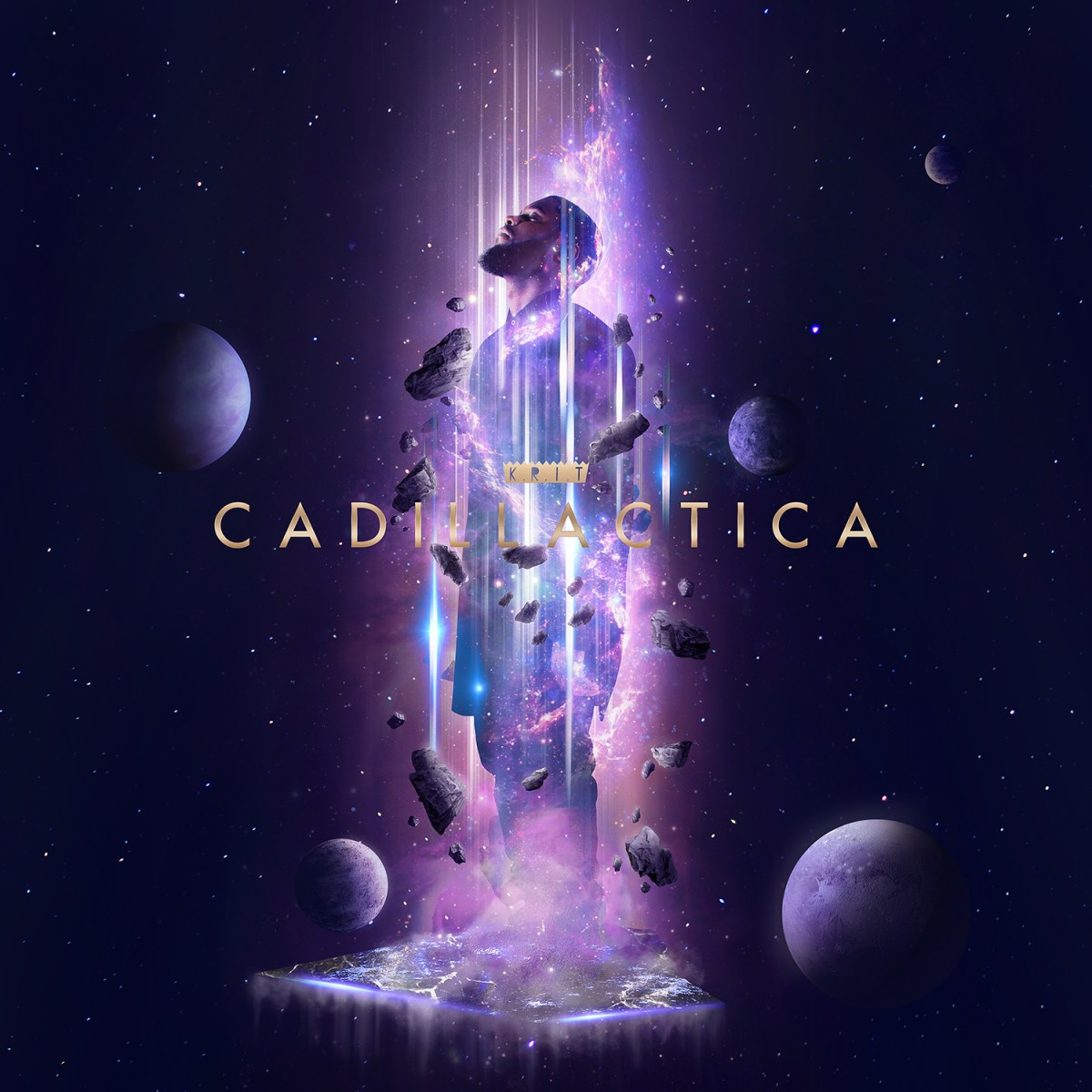 Big KRIT 'Cadillactica' 1st Week Album Sales