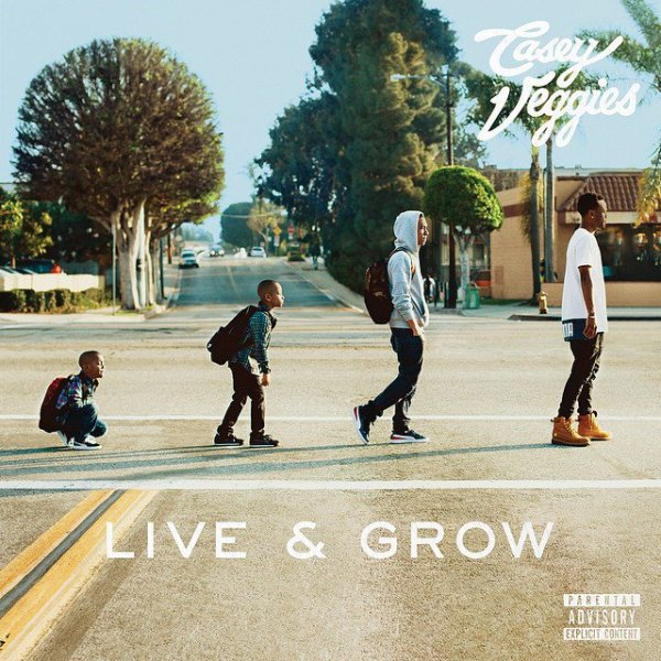 live and grow artwork