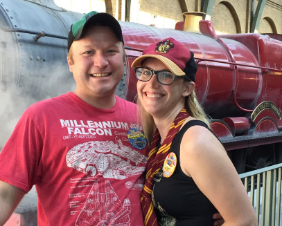 My Magical Birthday: Exploring Diagon Alley at The Wizarding World of Harry Potter