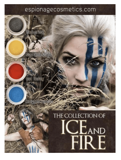 Game Of Thrones Makeup Contest Amp Challenge Fashionably Nerdy