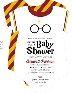 Harry Potter, Baby Shower, Wizarding Baby Shower, Harry Potter Themed Baby  Shower ...