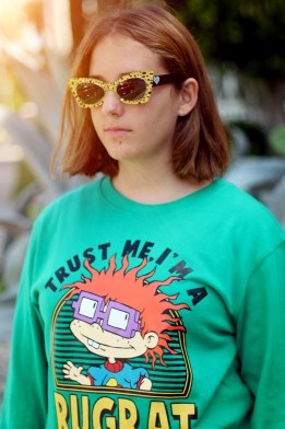 love tribe, nickelodeon, rugrats, ren and stimpy, macy's, new york, herald square, geek chic, fashionably nerdy, magnolia fiore, lindsay lowe eyewear