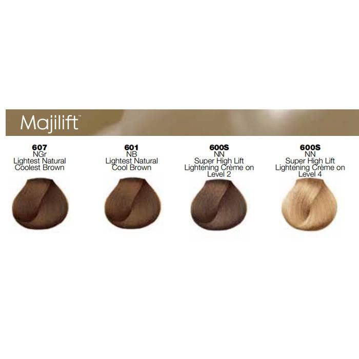 Loreal Majilift Permanent Hair Color