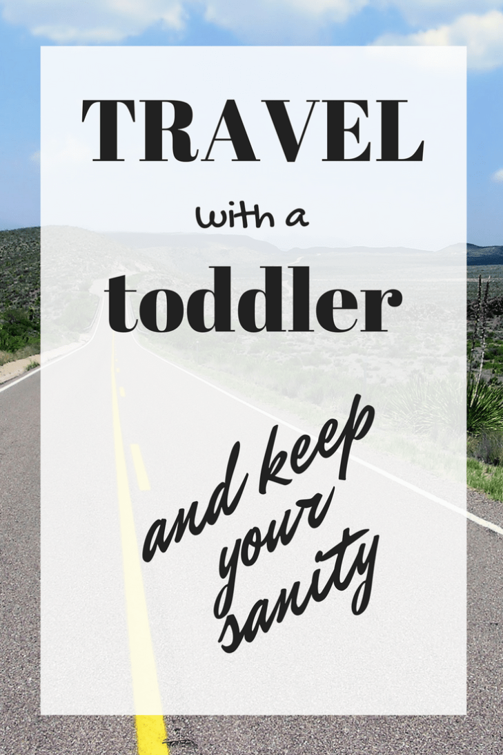 how to travel with a toddler pin