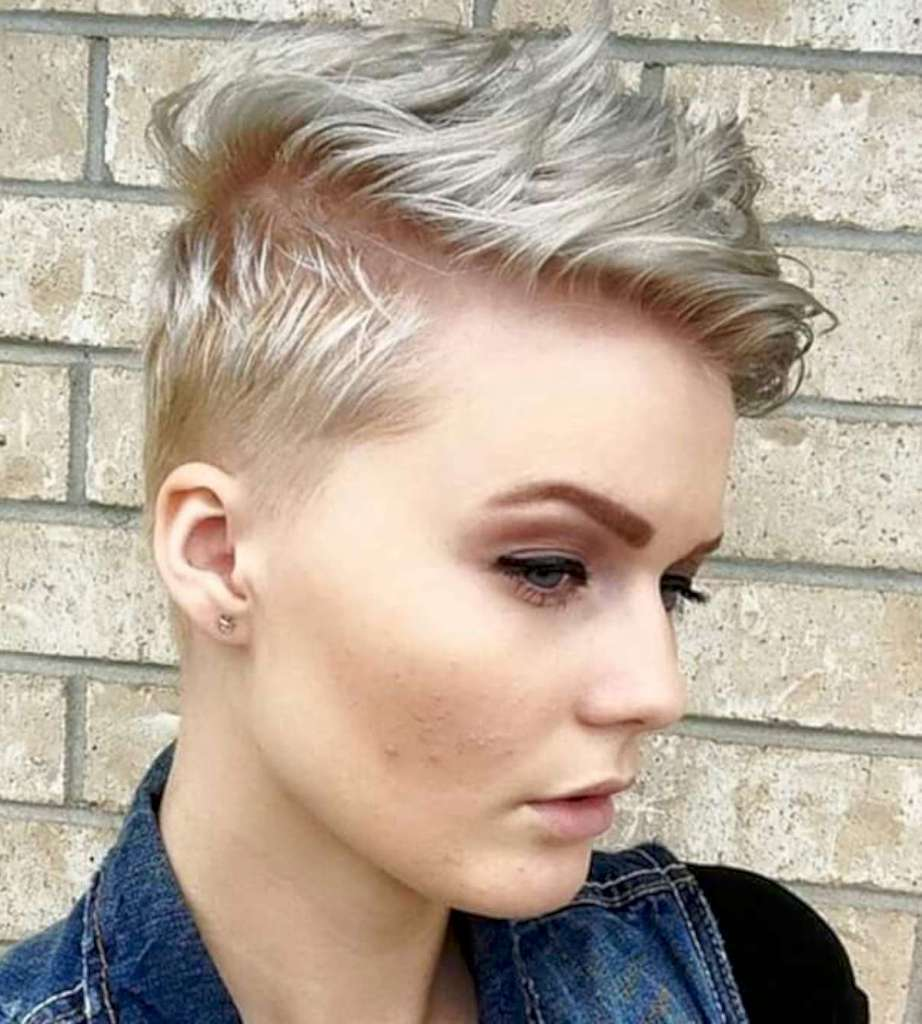 Pixie haircuts for fine hair
