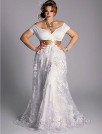 Wedding Dresses For Overweight Women | Fashion Belief