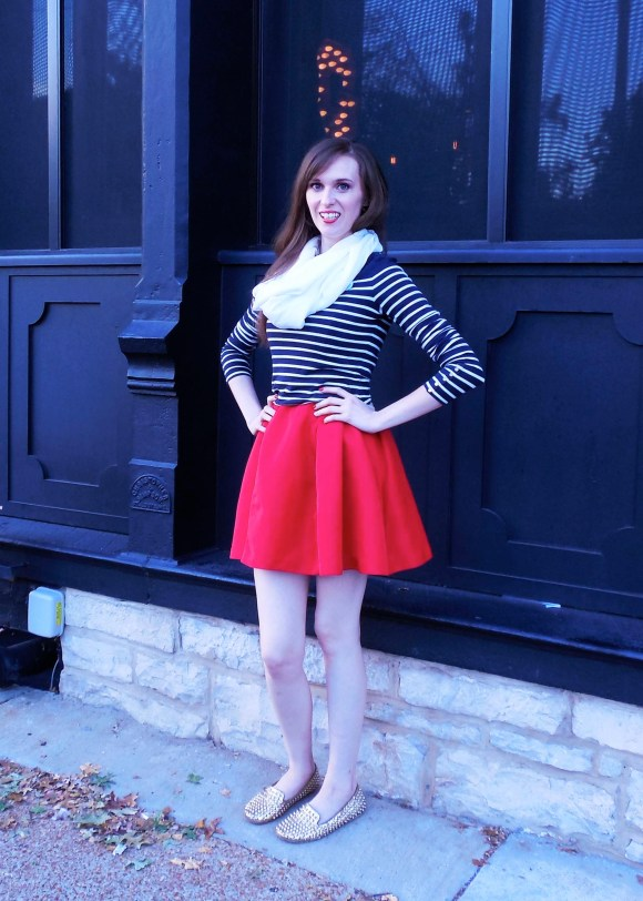 Emily from Fashion By Committee