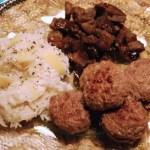 Keftas (boulettes de bœuf haché)