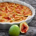 Tarte aux figues à la crème d'amande