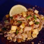 Pad Thaï poulet facile