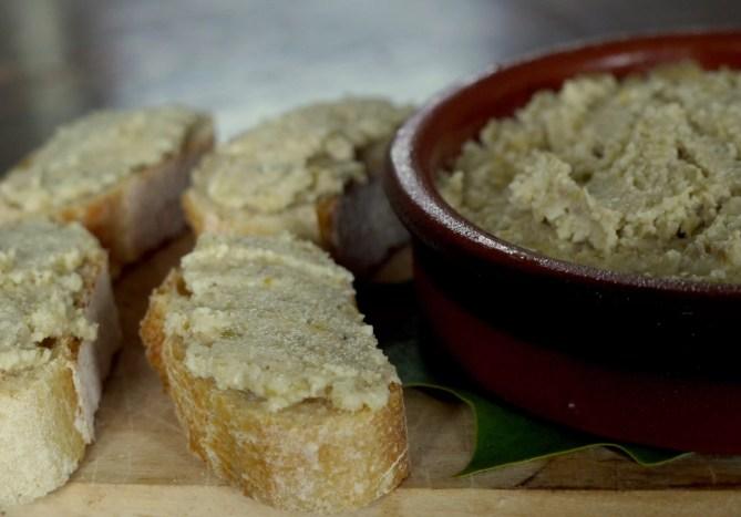 tapenade olives vertes parmesan recette
