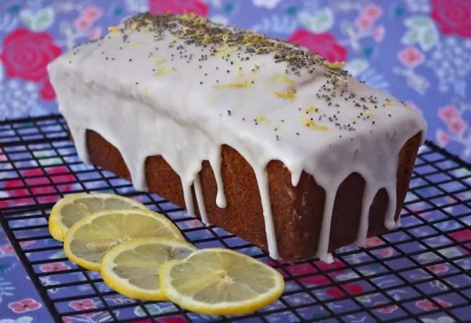 cake citron pavot, lemon poppy seed cake, cake citron parfait