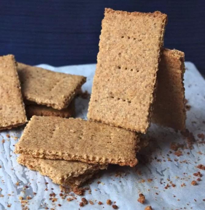 graham crackers maison recette
