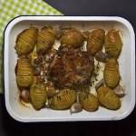 gigot agneau ail pommes terre accordeon 150x150 Index des recettes