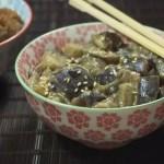 aubergines miso japonaises 150x150 Index des recettes