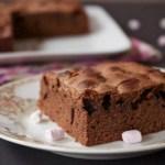 gateau au chocolat mini chamallows 150x150 Index des recettes