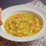 chicken noodle soup 150x150 Index des recettes
