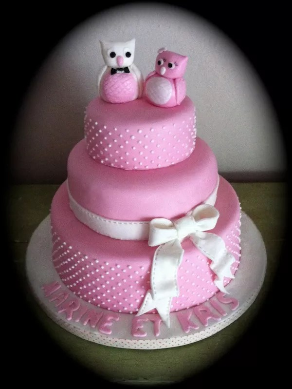 Gateau Wedding Cake Fashion Cooking