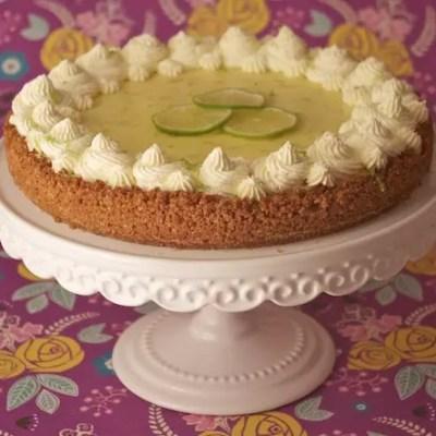Key Lime Pie (Tarte au citron vert)