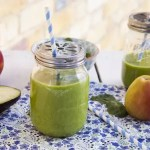 smoothie-green-epinards-avocat-pommes