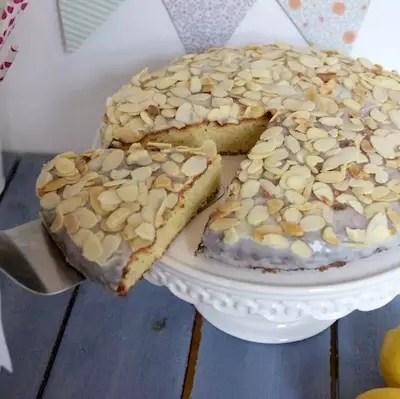 Sublime gâteau italien citron-amandes