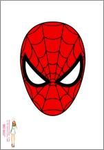 Capture gabarit spiderman
