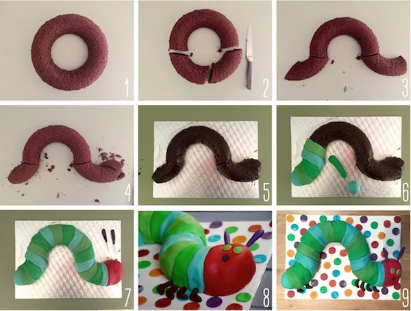 Hungry-caterpillar-cake-tutorial
