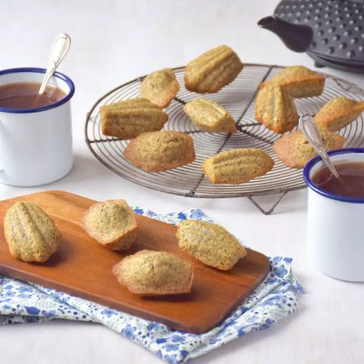 Mon obsession du moment – Madeleines Earl Grey