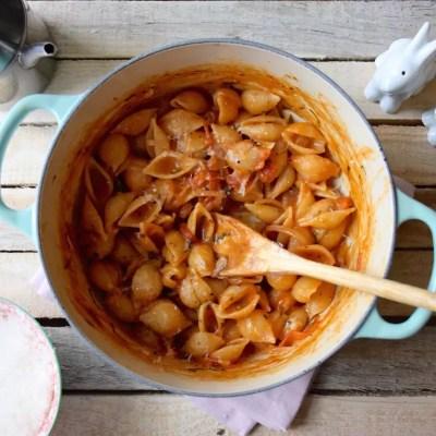 Dans ma cocotte – One pot pasta
