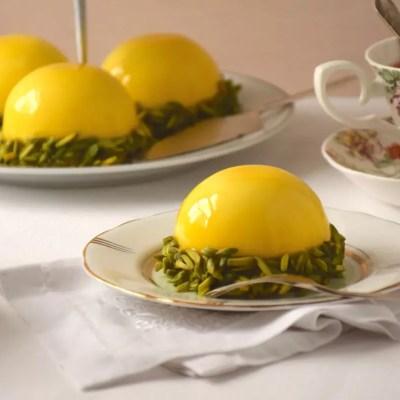 Superstars – Dômes citron-pistache