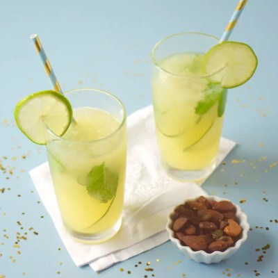 Dry-jan – Mocktail pomme-concombre