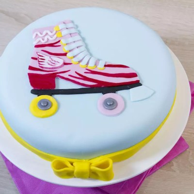 Série girly – Gâteau Soy Luna