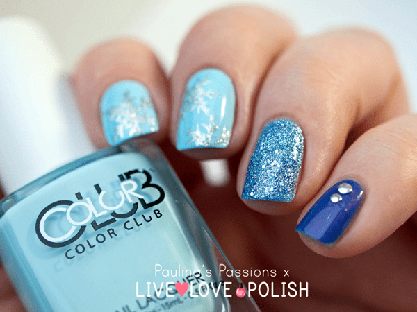 10 Scintillating Sparkle Inspired Nail Art Ideas For New