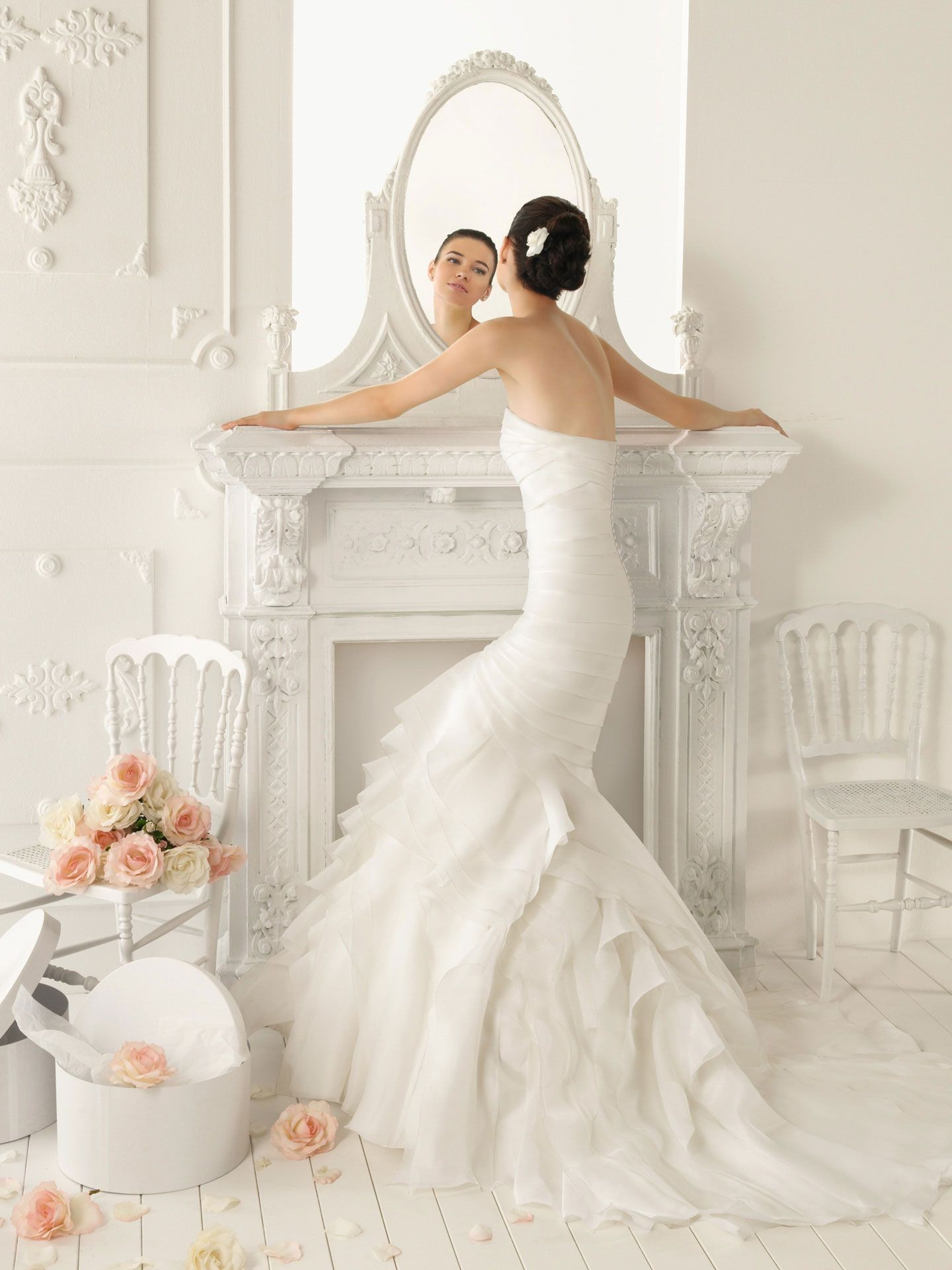 Amazing Mermaid Wedding Dresses