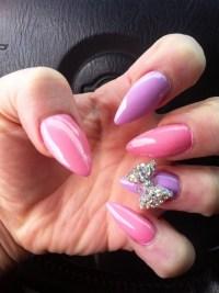 18 Elegant Bow Nail Art Tutorials   Nail Design Ideaz
