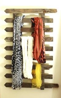 Useful Ideas Fashion Scarf Racks