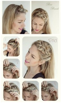 15 Step by Step Braided Hair Tutorials to Keep It Classy