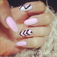 Cute Nail Design For Oval Shape Nails | Joy Studio Design ...