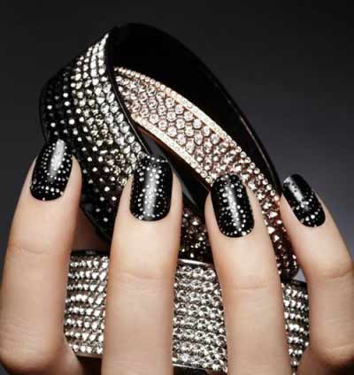 Nail Designs For The New Year Newyear Cooltest Info