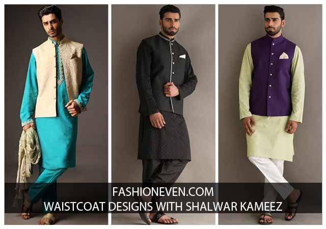 Waistcoat Designs With Kurta Pajama New Styles Fashioneven